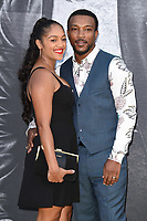 "Ashley Walters<br /> arriving for the premiere of ""Yardie"" at the BFI South Bank, London<br /> <br /> ©Ash Knotek  D3422  21/08/2018"