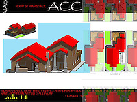 Student entry in FSDA's ADU Competition 2004. Isela Martinez.