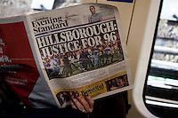 26.04.2016 - Hillsborough Inquest Verdict: The 96 Victims Were 'Unlawfully Killed'
