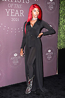 Reyna Roberts attends the 2021 CMT Artist of the Year on October 13, 2021 in Nashville, Tennessee. Photo: Ed Rode/imageSPACE/MediaPunch