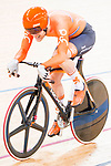 Roy Eefting of the Netherlands competes on the Men's Omnium Tempo Race 10km during the 2017 UCI Track Cycling World Championships on 15 April 2017, in Hong Kong Velodrome, Hong Kong, China. Photo by Marcio Rodrigo Machado / Power Sport Images