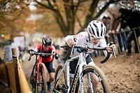 Yara Kastelijn (NED/777)<br /> <br /> Women's Race<br /> UCI cyclocross WorldCup - Koksijde (Belgium)<br /> <br /> ©kramon