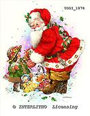 GIORDANO, CHRISTMAS SANTA, SNOWMAN, WEIHNACHTSMÄNNER, SCHNEEMÄNNER, PAPÁ NOEL, MUÑECOS DE NIEVE, paintings+++++,USGI1878,#X# stickers