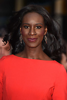 "Moyo Akande<br /> arriving for the London Film Festival screening of ""The Ballad of Buster Scruggs"" at the Cineworld Leicester Square, London<br /> <br /> ©Ash Knotek  D3438  12/10/2018"