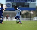 Lobos Azul vs. Lobos Academy Azul in the Rose Cup in Memphis, Tenn. on Sunday, September 22, 2013. Azul won 3-1.
