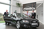 Unveiling of the New Audi A5 Sportback Western Motors