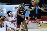 Stanford Basketball W v UNLV, December 05, 2020