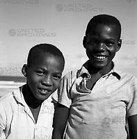 Kinder in Brasilien, Brasilien 1960er Jahre. Children in Brazil, Brazil 1960s.