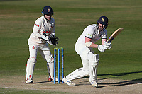 Rob Yates in batting action for Warwickshire during Warwickshire CCC vs Essex CCC, LV Insurance County Championship Group 1 Cricket at Edgbaston Stadium on 25th April 2021