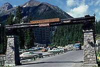 Alberta, CANADA, 1974 File Photo -