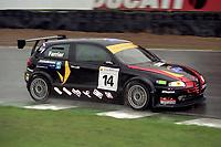 2001 British Touring Car Championship #14 Tom Ferrier (GBR). JS Motorsport. Alfa Romeo 147.