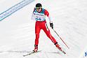 PyeongChang 2018 Paralympics: Cross-Country Skiing: Women's free 15km Standing