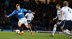 Dean Shiels continues his comeback from injury