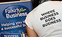 Falkirk Business Exhibition 2012