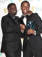 BAFTA British Academy Film Awards - Winners Room - at the Royal Albert Hall, Kensington, London on February 2nd 2020<br /> <br /> Photo by Keith Mayhew