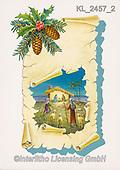 Interlitho-, HOLY FAMILIES, HEILIGE FAMILIE, SAGRADA FAMÍLIA, paintings+++++,branch,KL2457/2,#xr#