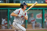 Pete Orr (11) of the Nashville Sounds at bat against the Salt Lake Bees in Pacific Coast League action at Smith's Ballpark on June 23, 2014 in Salt Lake City, Utah.  (Stephen Smith/Four Seam Images)