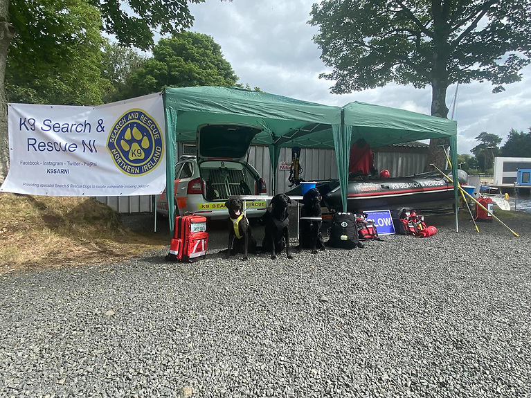 Various groups including search and rescue agencies attended the ABC Open Day