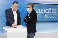 Campinas (SP), 27/11/2020 - Debate/Eleições - Rafa Zimbadi. A EPTV (afiliada Rede Globo) realizou, nesta sexta-feira (27), na cidade de Campinas (SP), o ultimo debate entre os candidatos que disputam o segundo turno das eleições, Dário Saadi (Republicanos) e Rafa Zimbaldi (PL).