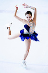 Eun Soo Lim of South Korea competes in Junior Ladies group during the Asian Open Figure Skating Trophy 2017 on August 05, 2017 in Hong Kong, China. Photo by Marcio Rodrigo Machado / Power Sport Images