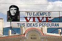Cuba, Che Guevara in Cienfuegos
