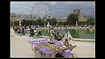 France Paris. Step Back and Be Unobtrusive.<br />