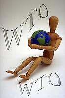 WTO.World Trade Organization.OMC. Organizzazione Mondiale Commercio.