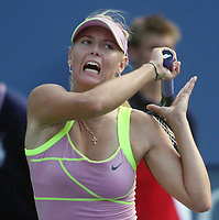 Maria Sharapova, 9-5-2009, Photo By John Barrett/PHOTOlink