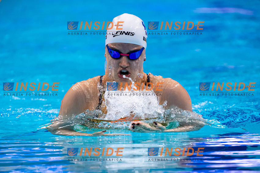 Basisto Anastasia MDA <br /> Swimming - 200m breaststroke women preliminaries<br /> XXXV LEN European Aquatic Championships<br /> Duna Arena<br /> Budapest  - Hungary  20/5/2021<br /> Photo Giorgio Perottino / Deepbluemedia / Insidefoto