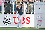 Scott Hend of Australia tees off the first hole during the 58th UBS Hong Kong Golf Open as part of the European Tour on 08 December 2016, at the Hong Kong Golf Club, Fanling, Hong Kong, China. Photo by Marcio Rodrigo Machado / Power Sport Images
