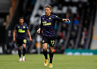23rd May 2021; Craven Cottage, London, England; English Premier League Football, Fulham versus Newcastle United; Dwight Gayle of Newcastle United