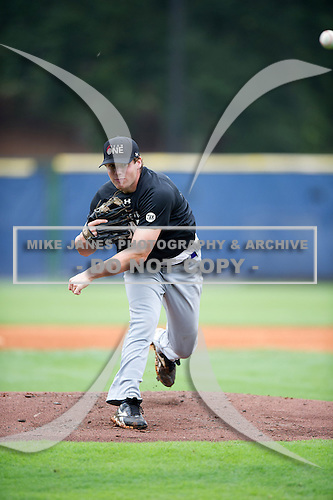 Drew Faintich #20 during the Team One South Showcase presented by Baseball Factory at Chappell Park on July 13, 2012 in Atlanta, Georgia.  (Copyright Mike Janes Photography)