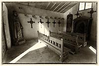 Chimayo Chapel - New Mexico