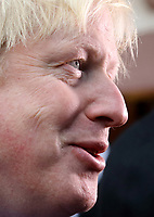 The Sun Military Awards red carpet arrivals at the Guildhall, London on January 22nd, 2016<br /> <br /> Photo by Keith Mayhew<br /> <br /> Prime Minister Boris Johnson MP has tested positive for coronavirus, Downing Street has announced<br /> Mr Johnson has mild symptoms and will self-isolate in Downing Street.<br /> He will still be in charge of the government's handling of the crisis, the statement added.