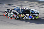 Sprint Cup Series driver Clint Bowyer (15) in action during the Nascar Sprint Cup Series Duck Commander 500 practice at Texas Motor Speedway in Fort Worth,Texas.