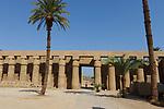 Temples of Karnak, Colonnade