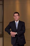 Executive portrait three quarter length.