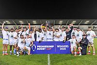 2020 Premiership Cup Rugby Final Sale Sharks v Harlequins Sept 21st