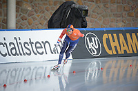 SPEED SKATING: COLLALBO: Arena Ritten, 13-01-2019, ISU European Speed Skating Championships, European Champions Allround Patrick Roest (NED), ©photo Martin de Jong
