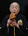 Japanese Kyogen performance demonstration in Tokyo