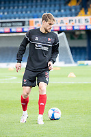 Charlie Raglan, Cheltenham Town during Southend United vs Cheltenham Town, Sky Bet EFL League 2 Football at Roots Hall on 17th October 2020
