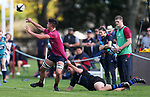 1st XV Pre-season, Kings College v Christchurch Boys High School, Kings College, Auckland, Saturday 1 May 2021. Photo: Simon Watts/www.bwmedia.co.nz