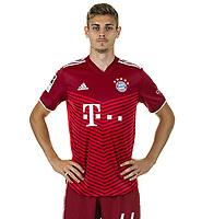 29th August 2021; Munich, Germany; FC Bayern Munich official team portraits for season 2021-22:  Josip Stanisic