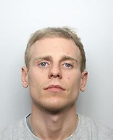 Pictured: Police custody picture of James Wright<br />