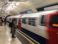 Metropolitana di Londra , London tube,