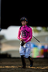 JULY 18, 2021: Juan Hernandez at Del Mar Fairgrounds in Del Mar, California on July 18, 2021. Evers/Eclipse Sportswire/CSM