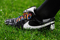 Rainbow Laces during the Sky Bet Championship match between Huddersfield Town and Swansea City at The John Smith's Stadium in Huddersfield, England, UK. Tuesday 26 November 2019