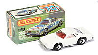 BNPS.co.uk (01202 558833)<br /> Pic: Vectis/BNPS<br /> <br /> Pictured: Matchbox Superfast 34c Chevy Pro Stocker<br /> <br /> One man's vast collection of model cars amassed over a lifetime has sold at auction for an incredible £250,000.<br /> <br /> Simon Hope, 68, has been collecting matchbox models since he was a small child and has bought over 4,000 over the past six decades.<br /> <br /> His hobby has cost him thousands of pounds and at and engulfed a huge slice of his life but he has now decided to part with the toys