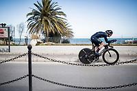 Salvatore Puccio (ITA/INEOS Grenadiers)<br /> <br /> Final stage 7 (ITT) from San Benedetto del Tronto to San Benedetto del Tronto (10.1km)<br /> <br /> 56th Tirreno-Adriatico 2021 (2.UWT) <br /> <br /> ©kramon