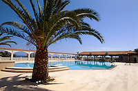 Zypern (Nord), Pool Hotel Deniz Kizi bei Girne (Keryneia, Kyrenia)